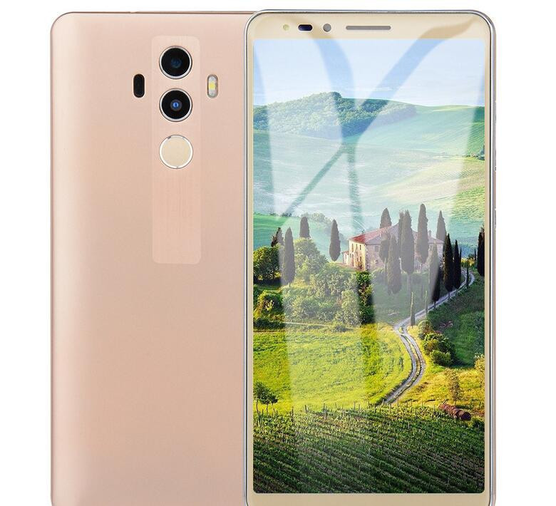S07 Shock Wave Full Cnc 4g5.0 Inch One Fingerprint 32g Internal Memory Security Zhuo Zhineng Mobile Phone Exceed Low Price