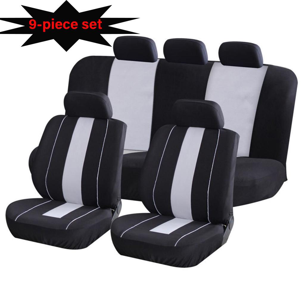 Creative Car Seat Headrest Kids Children Outdoor Travel Head Support Pillow XX