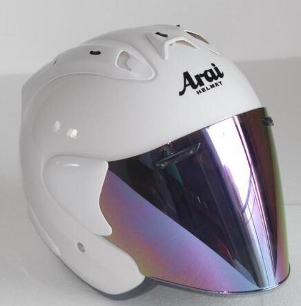 Casco de Moto Doble Visera Casco de Cara Abierta Motocicleta para Motocicleta Bicicleta Scooter Cascos de Moto Modulares Mujer y Hombre,Negro Mate XXL