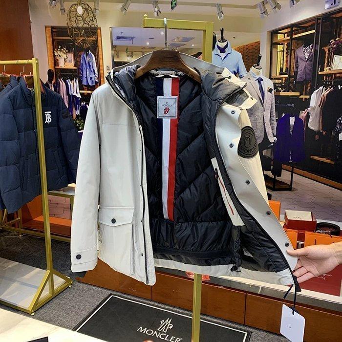 2019 top quality mens winter coats down jackets warm down coats casual hoodies parkas 191128-jz9972*h391