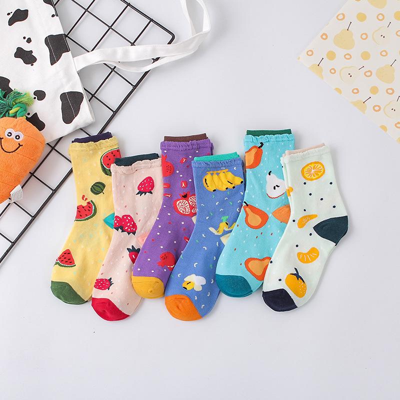 3D Cartoon Animal Women Ladies Girl Teens Pupils Rabbit Tiger Ankle Cotton Socks