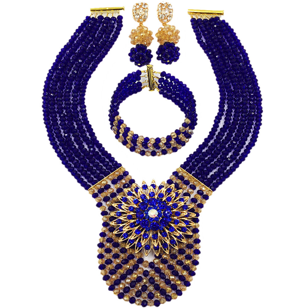 Royal Blue and Champagne Gold AB (1)