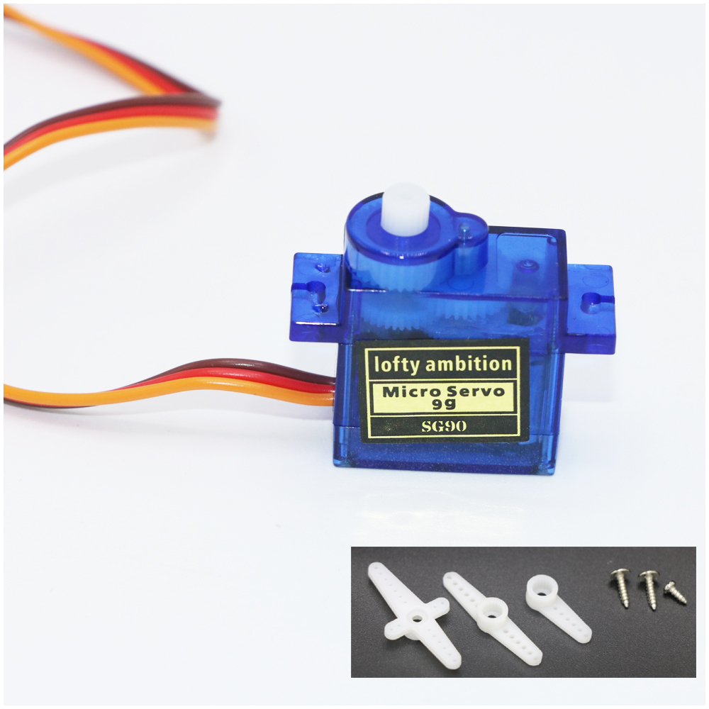 Lofty Ambition Sg90 9g Mini Micro Servo For Rc For Rc 250 450 Helicopter Airplane Car Drop Free Shippping J190722