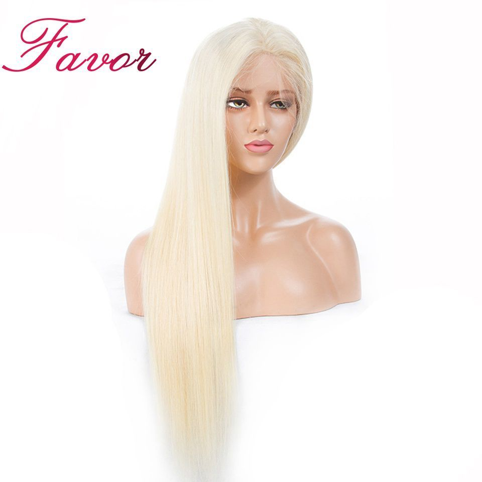 EQ-Hair-613-Blonde-130-Density-Peruvian-Remy-Human-Hair-Lace-Front-Wigs-Pre-Plukced-With_
