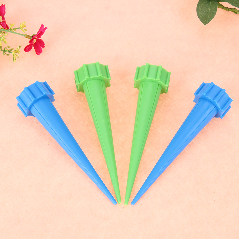 Indoor Automatic Watering Irrigation Kits System Houseplant Spikes For Plant Potted Flower Energy Saving Environmental C19041901