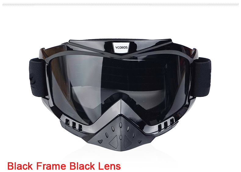 New Vcoros brand Gafas motorcycle goggles helmet glasses moto helmets glasses masque motocross goggles ski windproof eyewears (14)