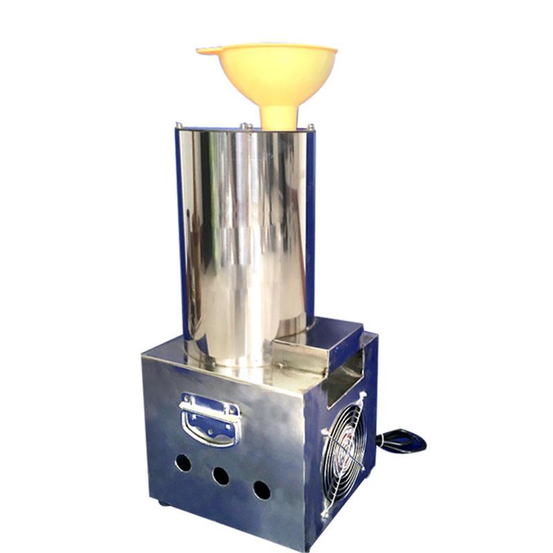 Electric ail éplucheur machine commerciale en acier silicone ail Peeling Machine