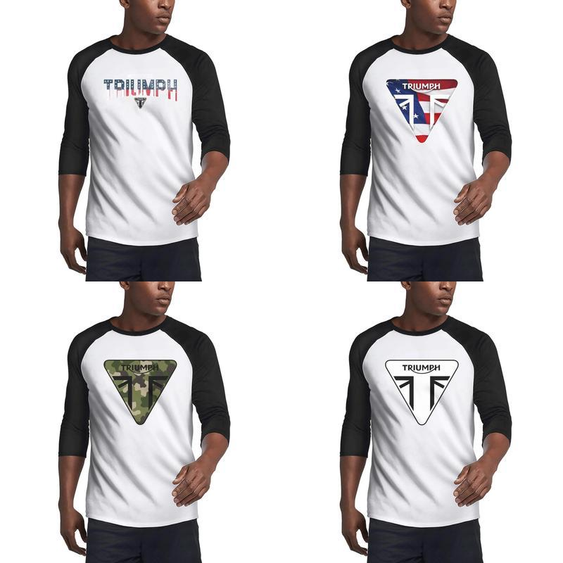 Triumph TR6 Fast And Fierce Men`s Dark T-Shirt
