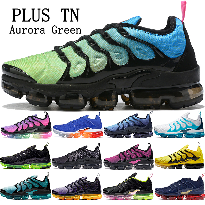 Elecar Plus Tn Aurora Green Olympic Triple Requin Noir Be True hommes chaussures de course hommes femmes Pink Rise Spirit Teal Sneakers Baskets