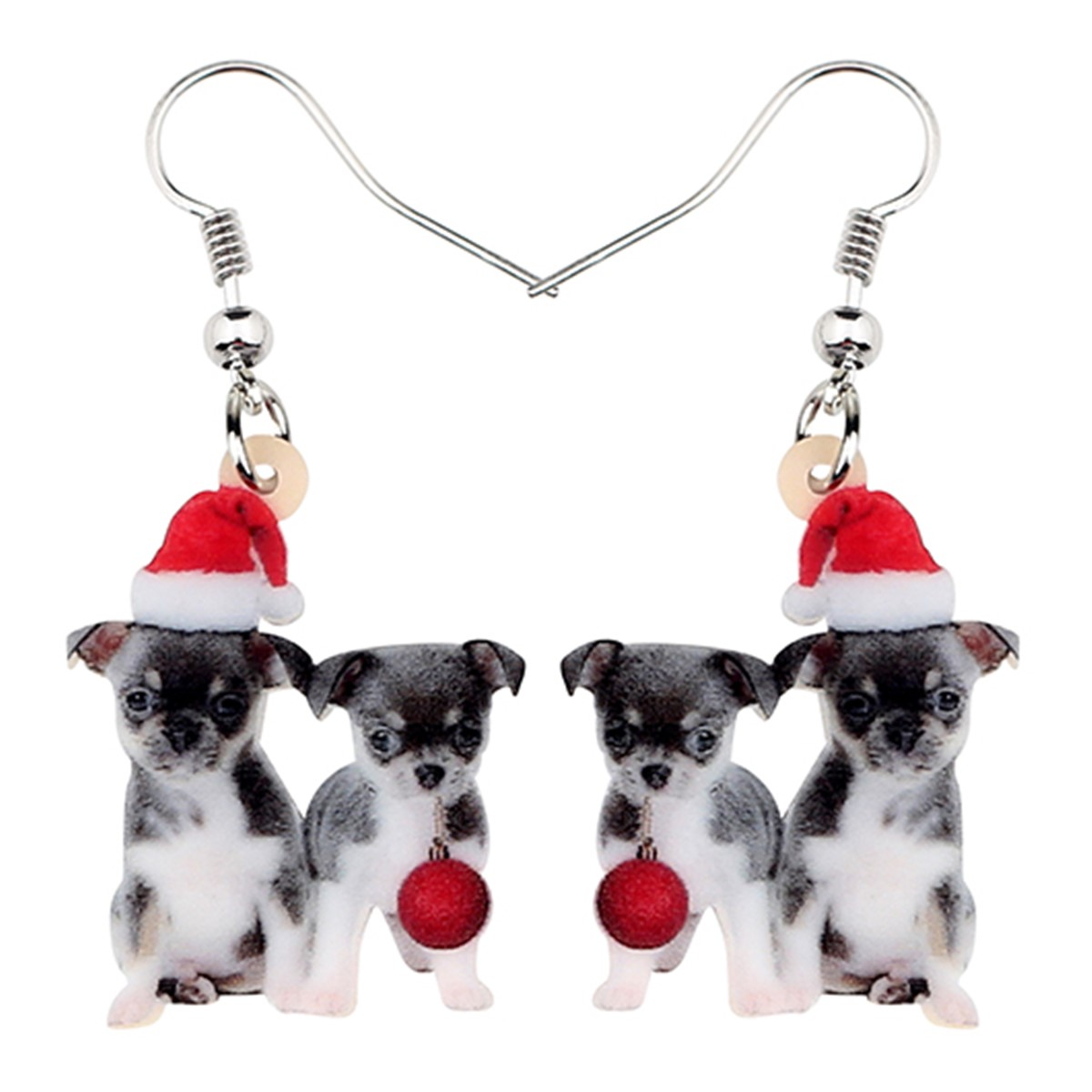 Acrylique Anime Pig Piggy Jewelry Set Boucles d/'oreilles collier pendentif pour femmes enfant cadeau