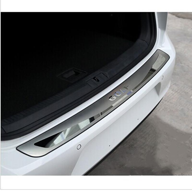 Protezione del Respingente Posteriore Sill Logo Paraurti per Mitsubishi ASX 2013 2014 2015 2016 2017 2018 Car Styling in Acciaio Inox Davanzale del Pannello Posteriore