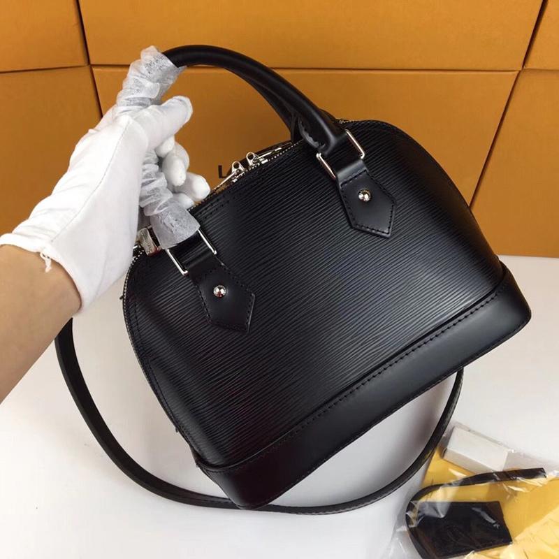 25 32cm Classic Water ripple Shell package handbags purses single shoulder crossbody bags women large capacity shopping tote bags
