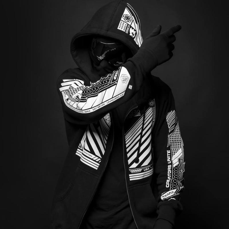 Men Hoodie Sweatshirt Tracksuit Jacket (18)