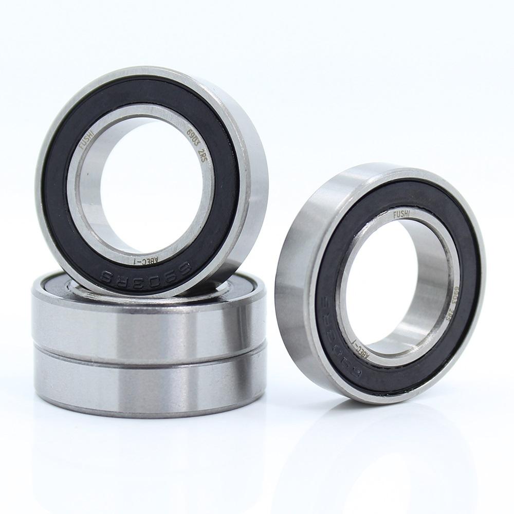 16004ZZ Metal Shielded Ball Bearing 20*42*8 Bearings 20x42x8 mm 2 PCS