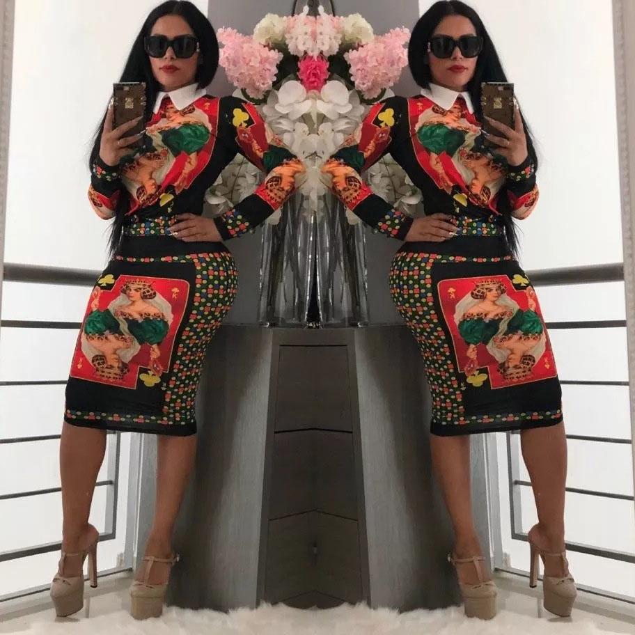 Toptan Satin Alis 2020 Kadinlar Boyama Elbiseleri Cinden On Line