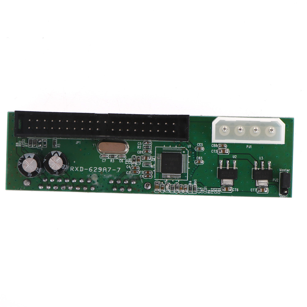 SATA to IDE adapter converter 2.5 SATA Female to 3.5 inches IDE male 40 pin