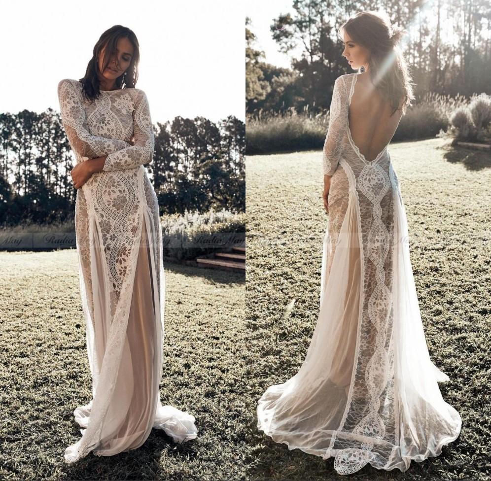 Promotion Robes De Mariée Hippie Bohème |