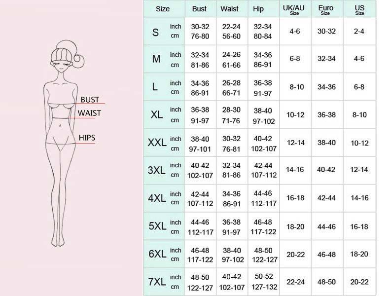 size-chart-corset