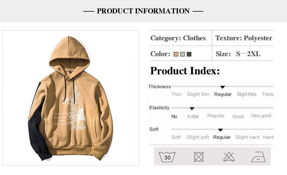 2019 Hoodie Clothing Hoody Sweatshirts 2019 Oversized Casual Hip Hop Street  Autumn Fashion Hoodies Large Size Warm Hiphop Us/Eur Size From Jc02,