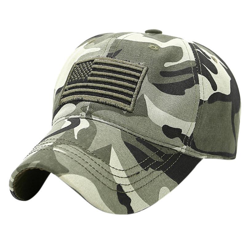 Olive Green American Flag USA US United States America Olympics Baseball Cap Hat