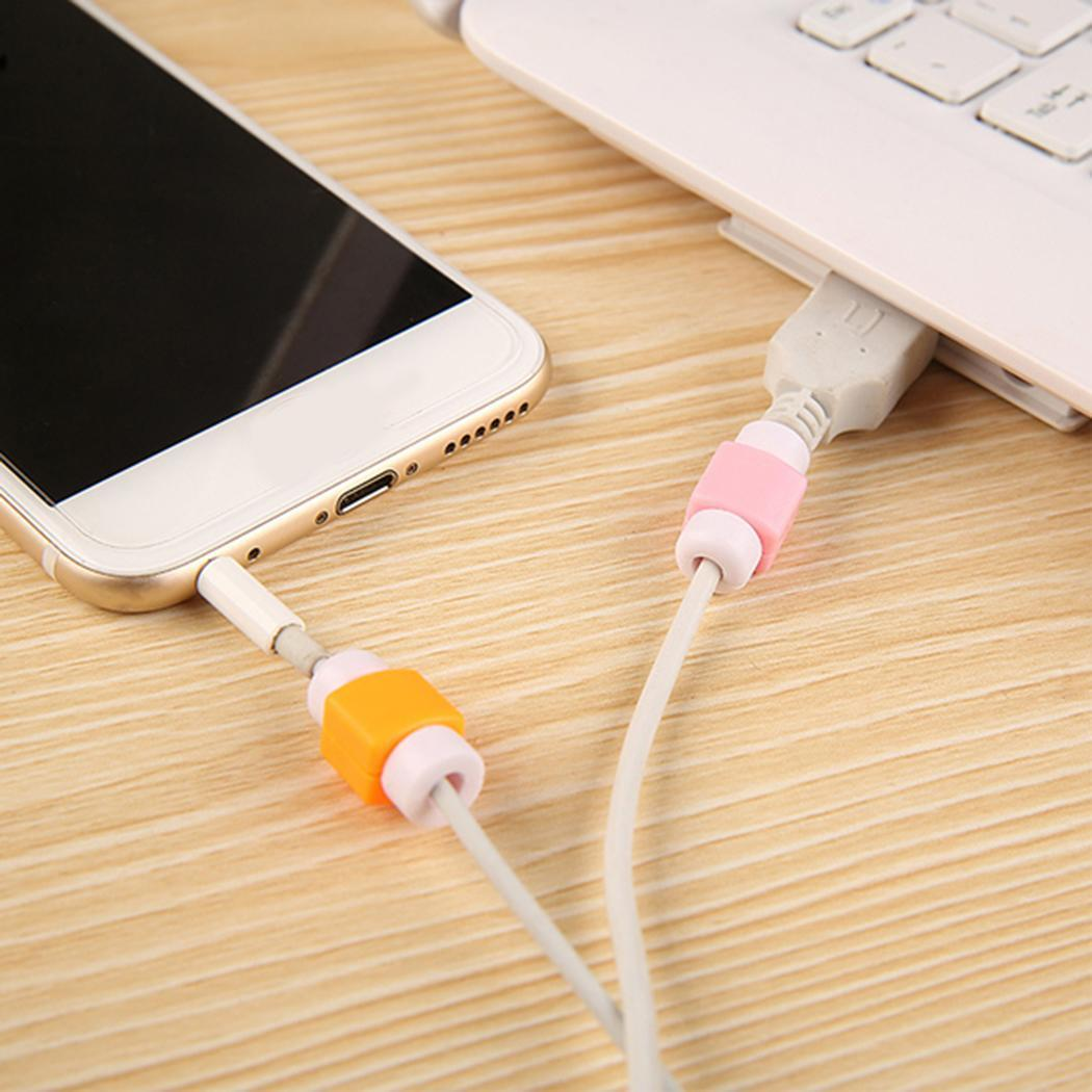 New USB Data Cable Line Protector Phone Case Anti Breaking Protective Cover New Consumer Electronics
