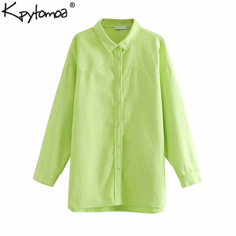 ZANZEA Damen Mode Revers Vintage Lose Karierte Taschenoberteil Shirt Bluse Tops