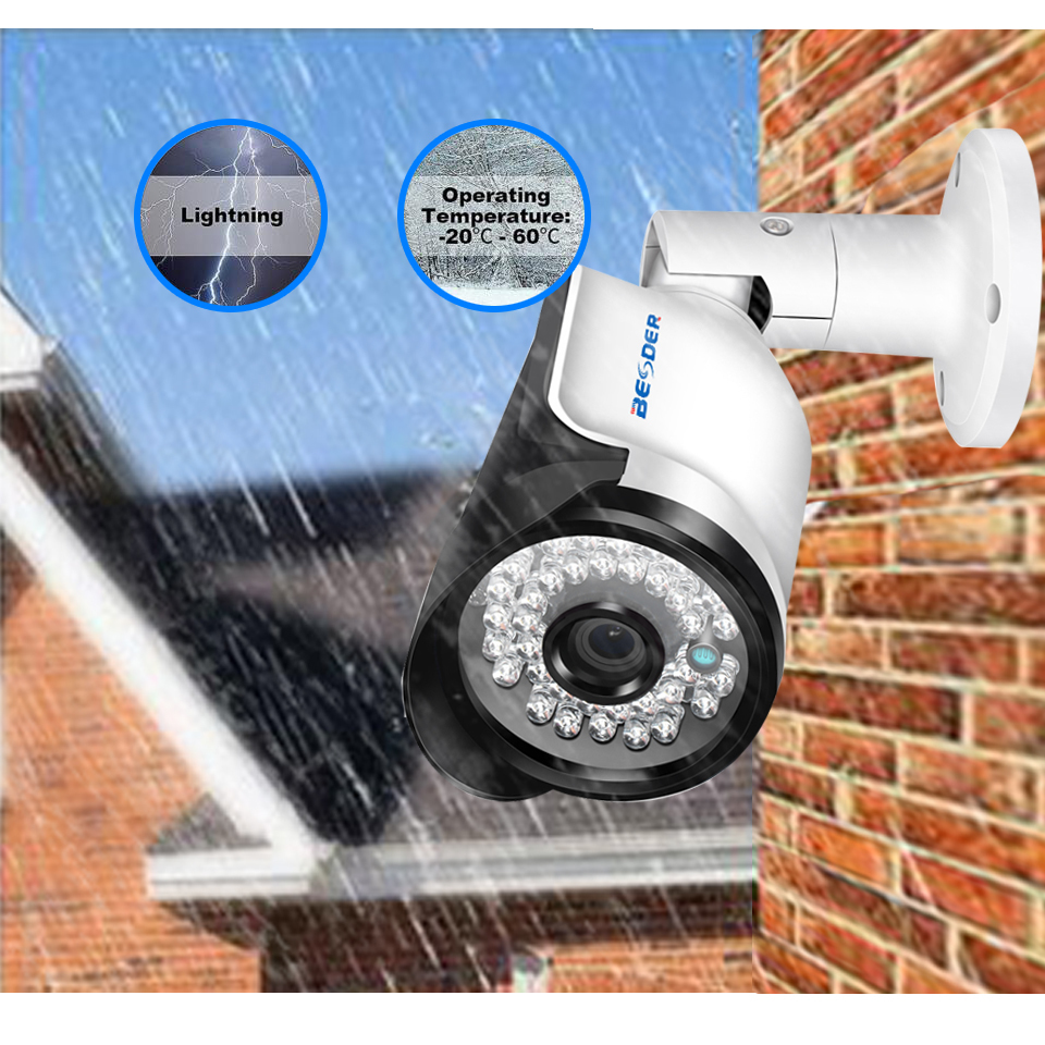 2019 BESDER 8CH Full 1080P WIFI CCTV System 4 Outdoor Bullect Camera & 4  Indoor Dome Camera 1080P P2P Plug And Play Wireless NVR Kit From Carsg,