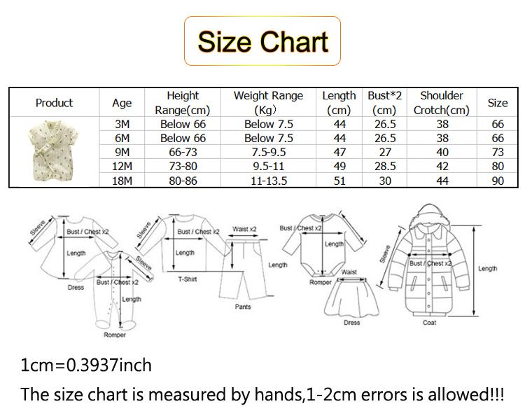 size chart kimono romper -2