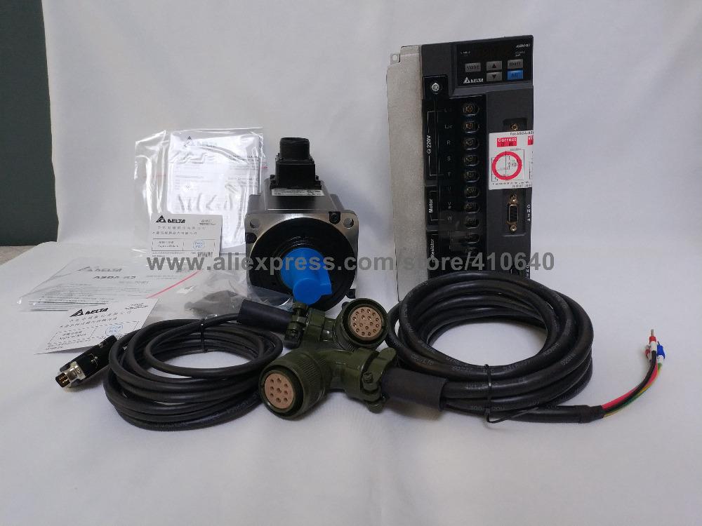 Delta 2KW Servo motor and Drive (1)