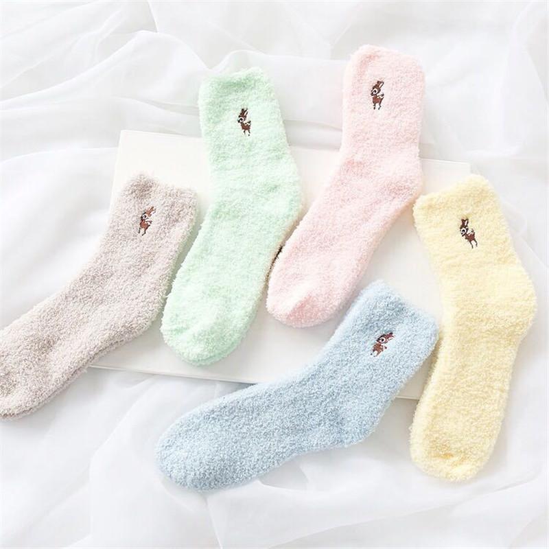 10 Pares Calcetines De Algod/ón La Mitad De Los Calcetines De Cachemira para Hombres Calcetines De Toalla Que Engrosan Los Calcetines Casuales