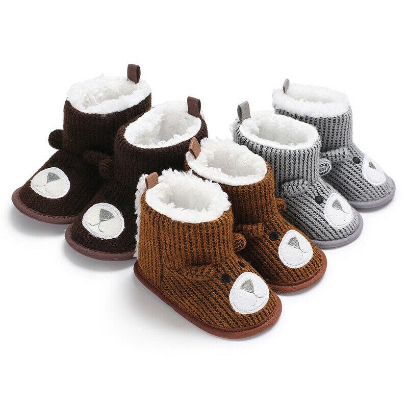 Cartoon Penguin Cute Newborn Soft Sole Anti-Slip Warm Socks FIged Baby Socks