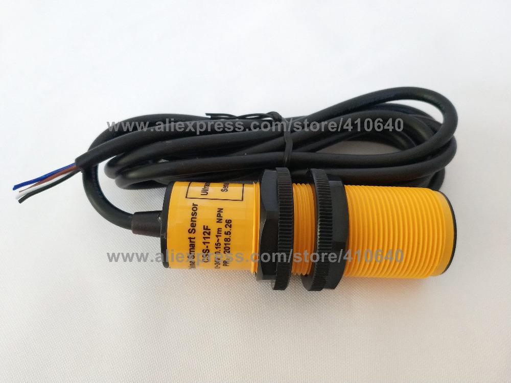 Ultrasonic Sensor CSS-112F (11)