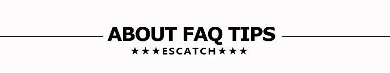 about FAQ E