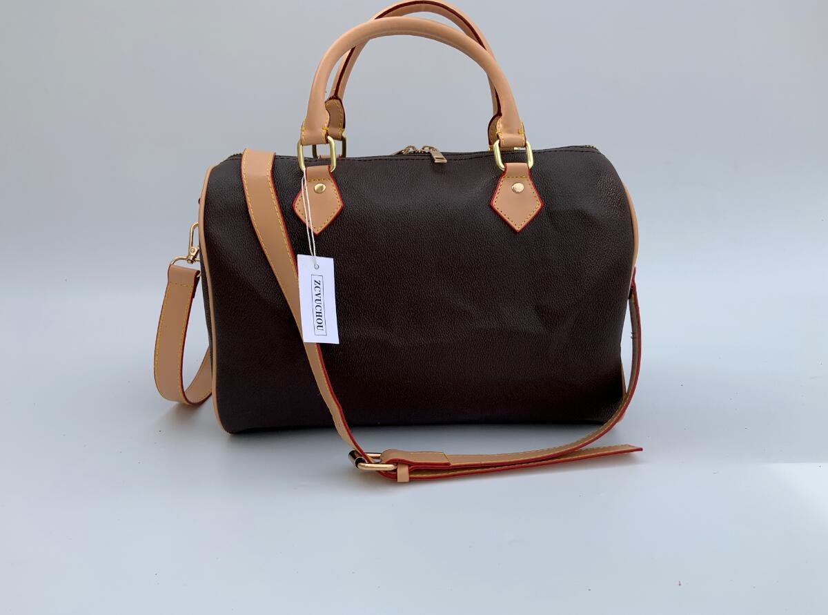 Women messenger bags Classic Style Fashion bags women bag Shoulder Bags Lady Totes handbags 35cm pillow bag With Shoulder Strap, Dust Bag
