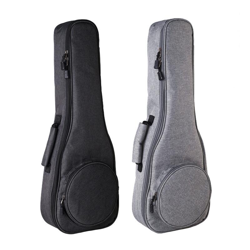 21//23//26 Zoll Ukulele gepolstert Tasche Fall für Gitarre Musikinstrumente Teile