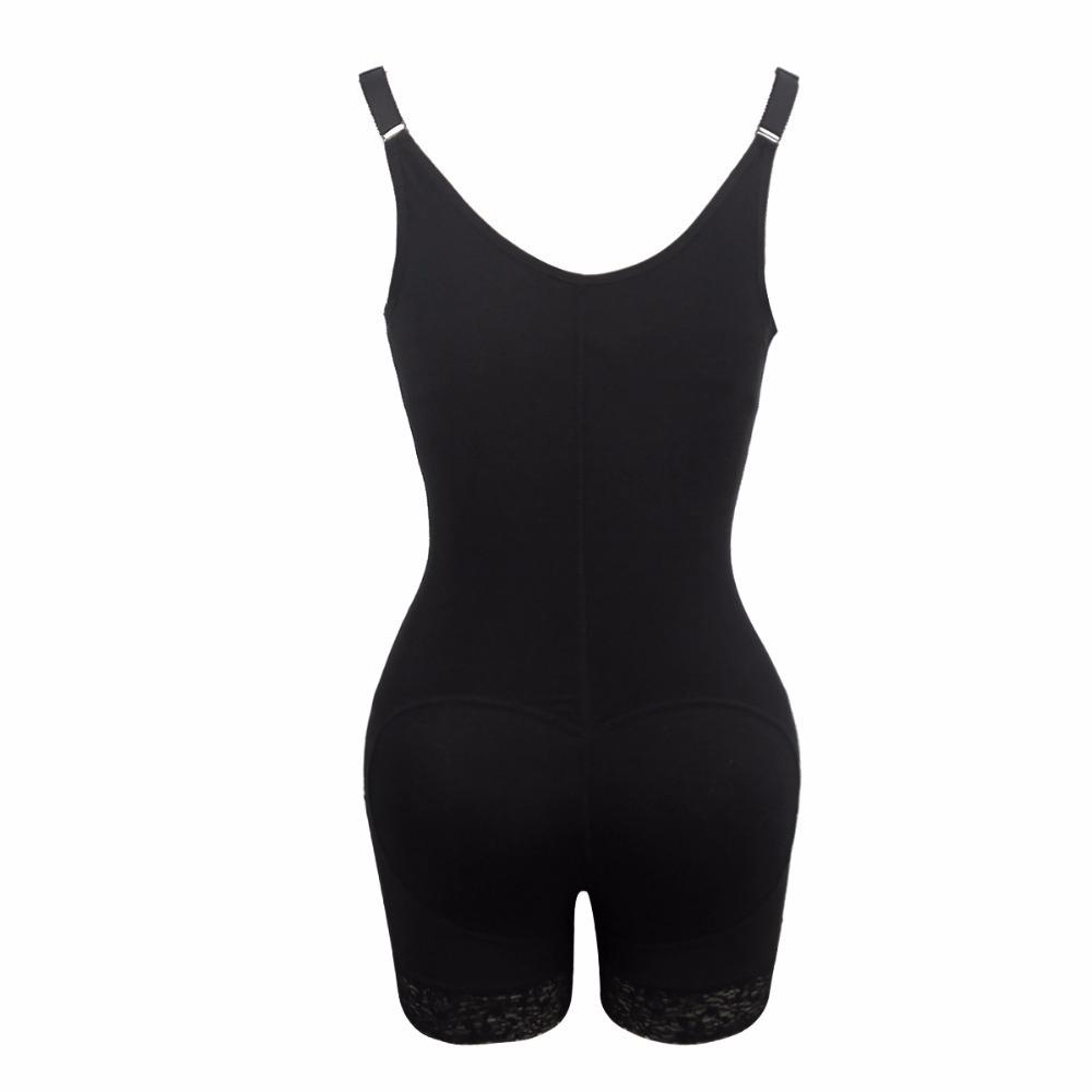 Tummy Control Underbust Bodysuit Shapewear Hot Sexy Butt Lift Shaper Women Corset Slimmer Waist Trainer Firm Plus Size S-6XL (17)