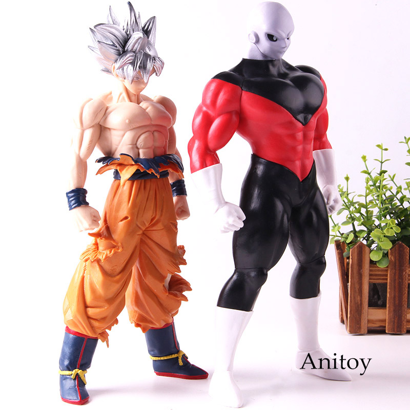 2019 Dragon Ball Z Action Figures Goku Ultra Instinct Son Gokou Super Saiyan God Jiren Collection Model Toys For Boys Gifts From Anitoy Group