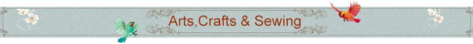 Arts,Crafts Sewing