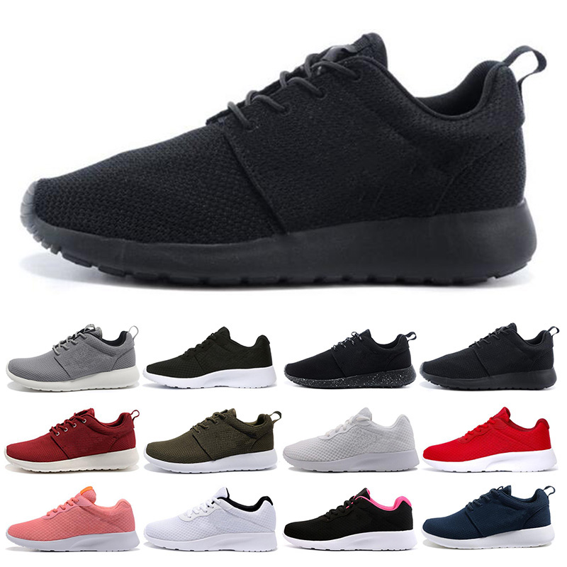 New Tanjun 1.0 3.0 Run Running Shoes men women black low Lightweight Breathable London Olympic Sports Sneakers mens Trainers size 36 45