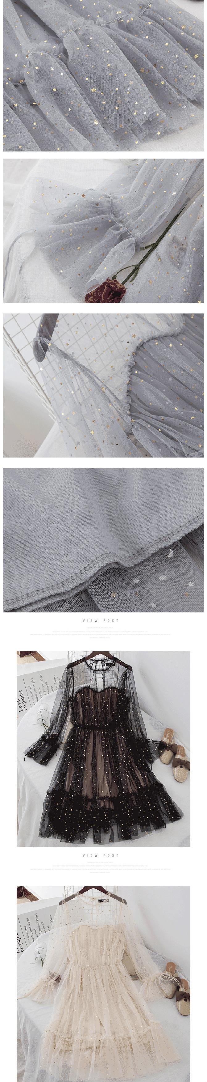 großhandel koreanische pailletten bling kleid frauen spitze rüschen fee  tüll kleider vintage sexy damen gefälschte zweiteilige göttin tutu kleid  von