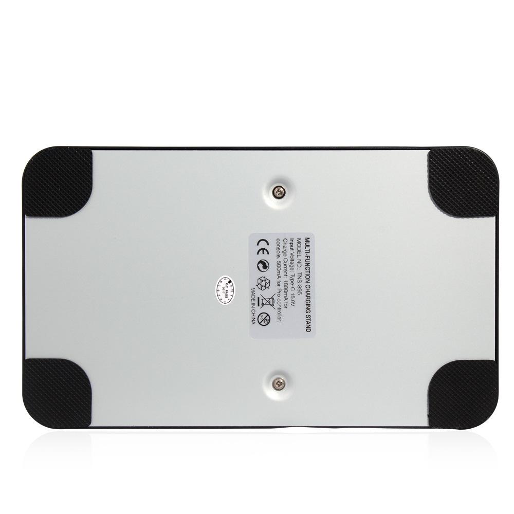 Anahtar Çok Fonksiyonlu Şarj Tabanı Anahtar Ana Bilgisayar Şarj Tabanı + PRO Kulp Tabanı Şarj + Disk Rafı