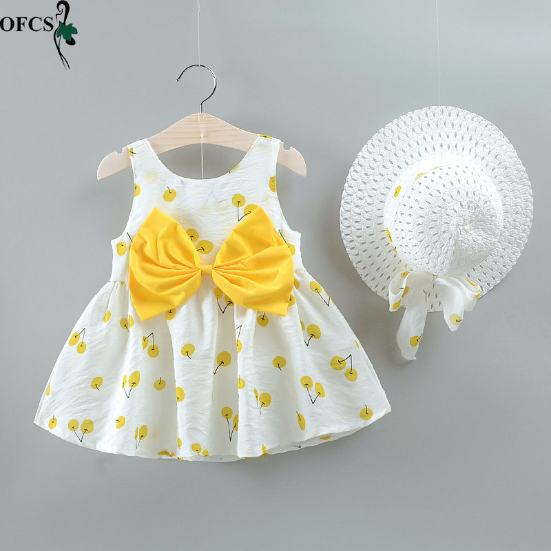 Cute Fashion Kids Toddler Girl Long Sleeve Bowknot Princess Dress Party Dress Clode for 3-7 Years Old Girls
