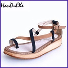 HanDuEKe-brand-sandal-Rome-female-muffin-shoe-Summer-Style-Fashion-Peep-Toe-Sandal-Flat-Shoes-Woman.jpg_200x200