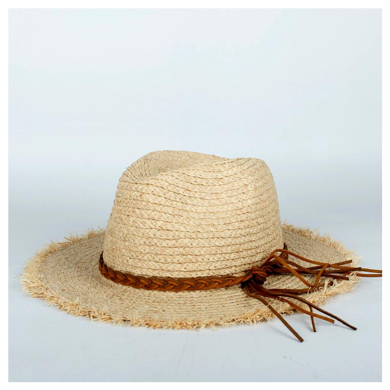 color : C Lafite Straw Hat Female Summer Sunscreen Beach Hat Seaside Travel Sun Hat Collapsible Sun Hat
