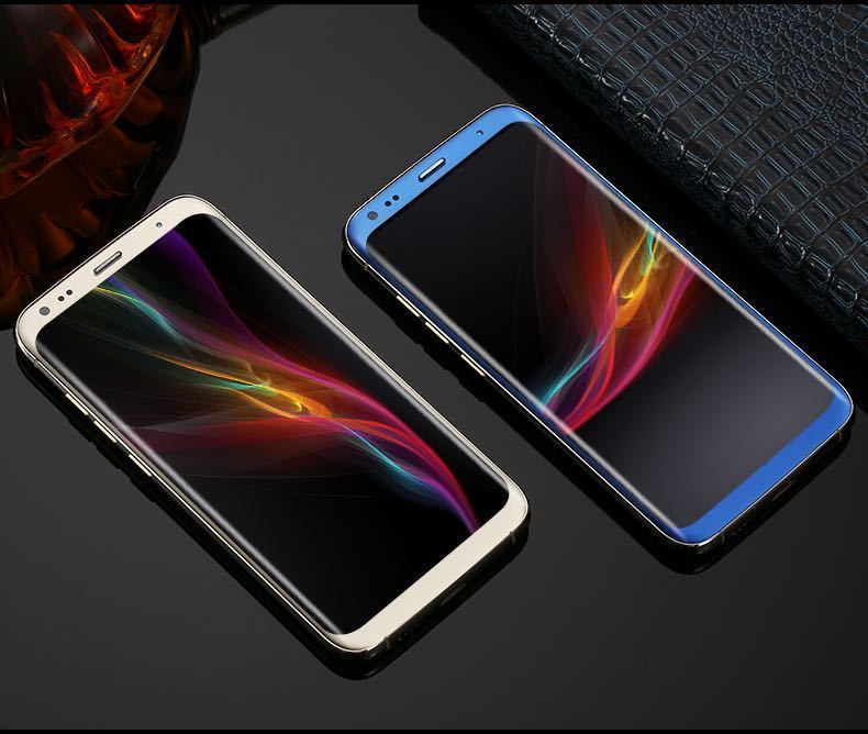 Noggin S8 5.2 Inch Defence Hit Hyperbolic Surface Screen One Nothing Frame Full Cnc 4g Security Zhuo Zhineng Mobile Phone Low Price