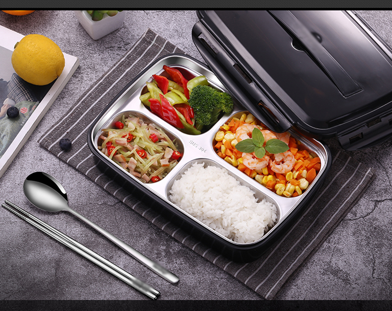 Stainless steel lunch box25