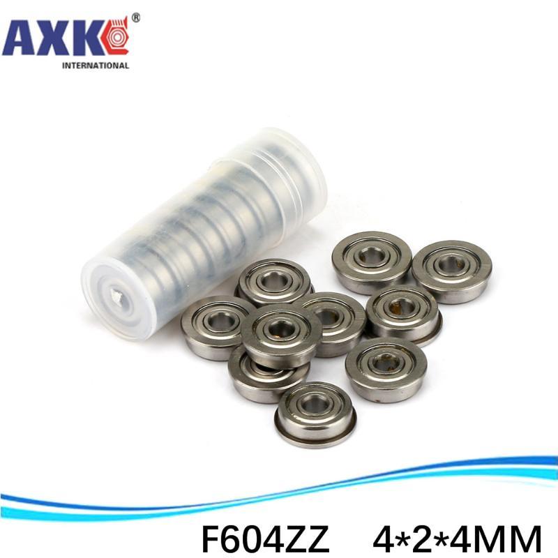 5 pcs-MF105zz 5x10x4 mm bride métal double blindé Roulements à Billes 5*10*4