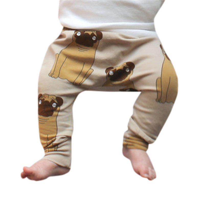 Baby Pants Toddler Baby Boys Girls Kids Cute Cartoon Animal Elastic Waist Pants Leggings Clothes NDA84L24 (14)