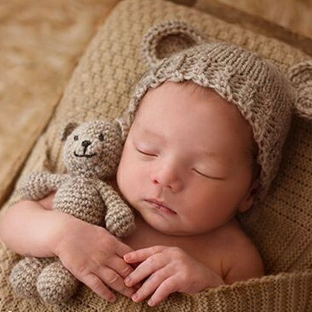 Newborn Photography Props KC116BE (13)
