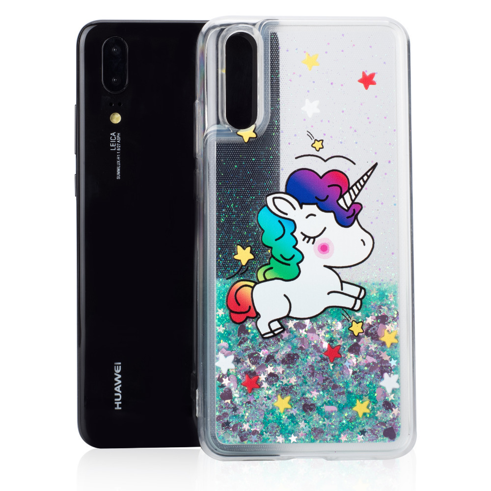Case Huawei P20 Lite Case For Huawei P20 P20 Pro Cover Liquid Soft Phone Cases